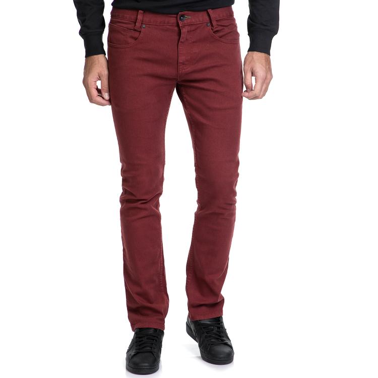 BILLABONG - Ανδρικό τζιν παντελόνι BILLABONG κόκκινο