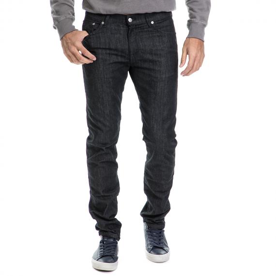 GANT - Ανδρικό τζιν παντελόνι GANT μαύρο