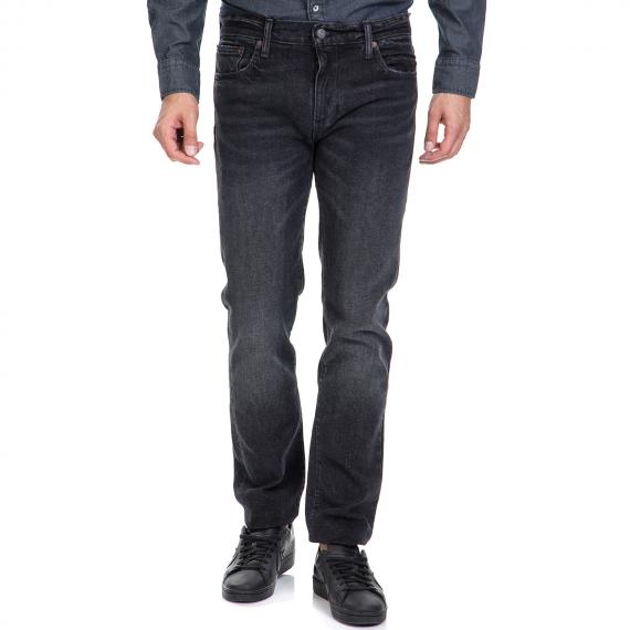 LEVI'S - Ανδρικό τζιν παντελόνι 511 SLIM FIT LEVI'S μαύρο