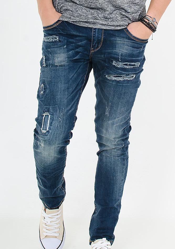 Ανδρικό Jean I-Fashion Premium