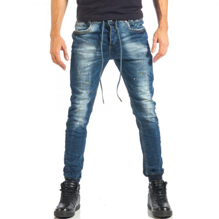 Ανδρικό γαλάζιο τζιν Cowboy