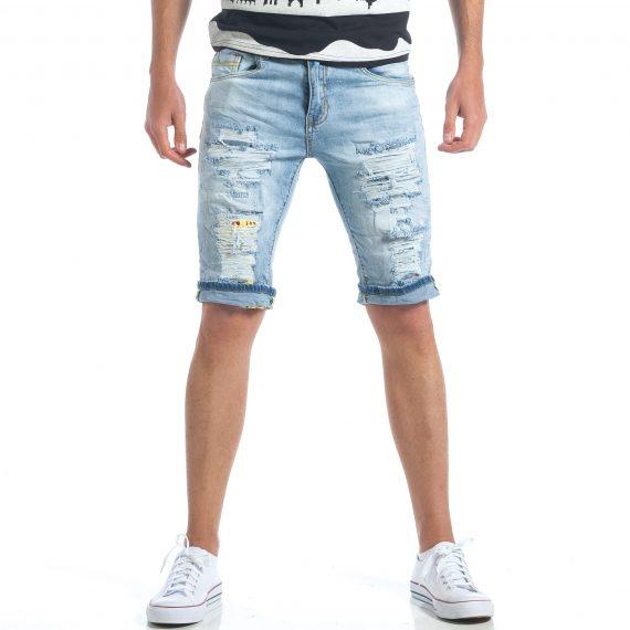Ανδρικό γαλάζιο βερμούδα Always Jeans