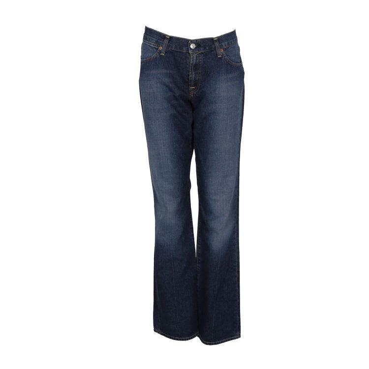 Seven Corporation Jeans W ( BASICSVN7-DNM )
