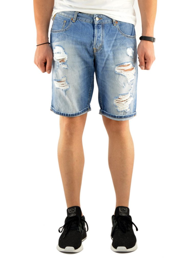 STAFF SHORT JEAN PAOLO - SLIM FIT (890.183.S2.M.037)