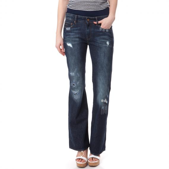 G-STAR RAW - Γυναικείο τζιν παντελόνι 3301 G-Star Raw μπλε