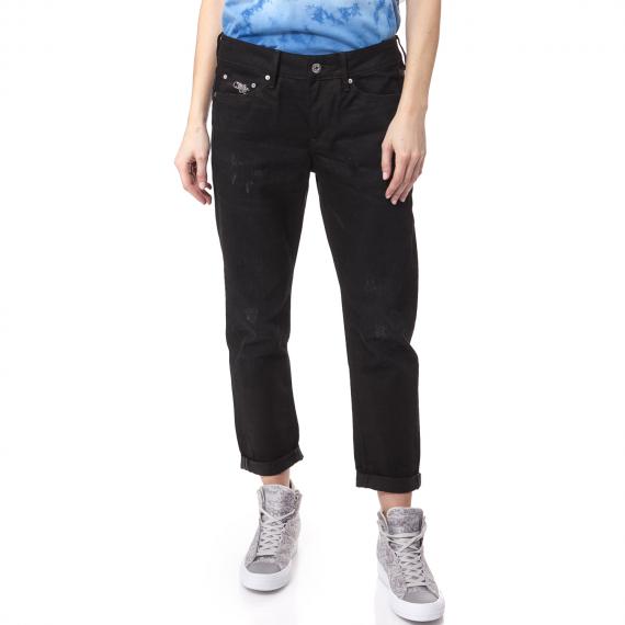 G-STAR RAW - Γυναικείο τζιν παντελόνι 3301 G-Star Raw μαύρο