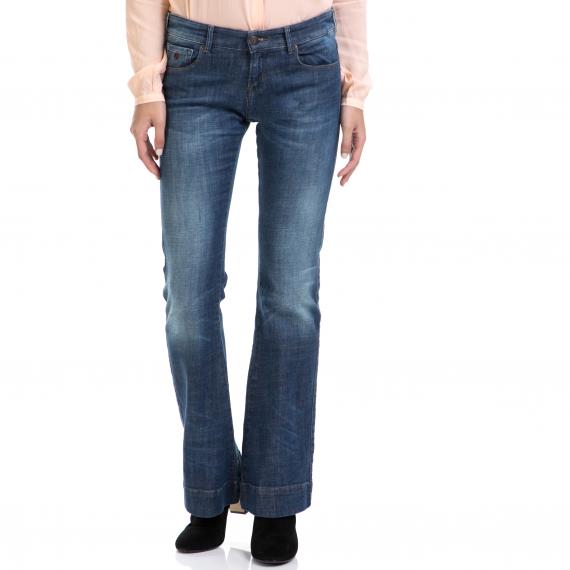 SCOTCH & SODA - Γυναικείο παντελόνι Seasonal Flare - Winner Vintag SCOTCH & SODA μπλε