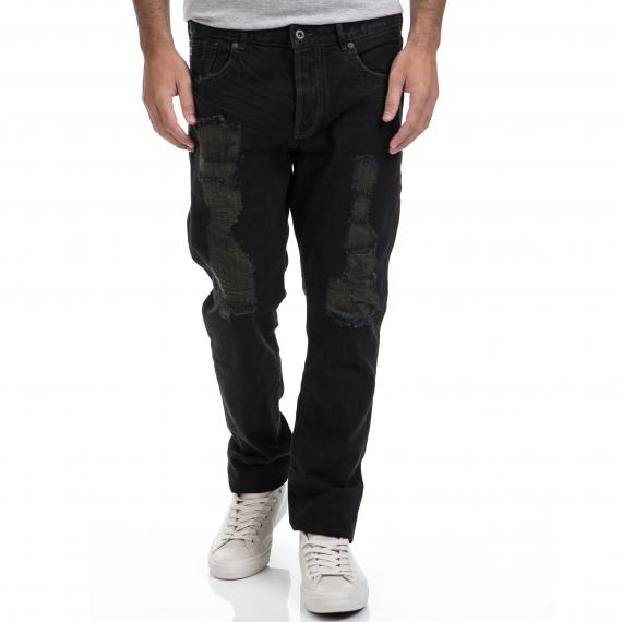 SCOTCH & SODA - Ανδρικό τζιν παντελόνι SCOTCH & SODA γκρι