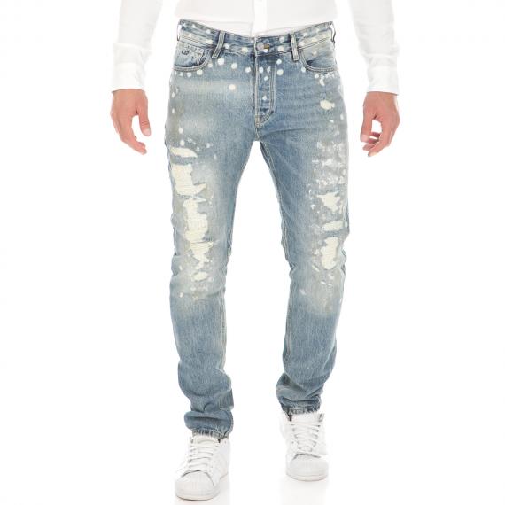 SCOTCH & SODA - Ανδρικό τζιν παντελόνι SCOTCH & SODA Lot 22 Dean - Apache Tears μπλε