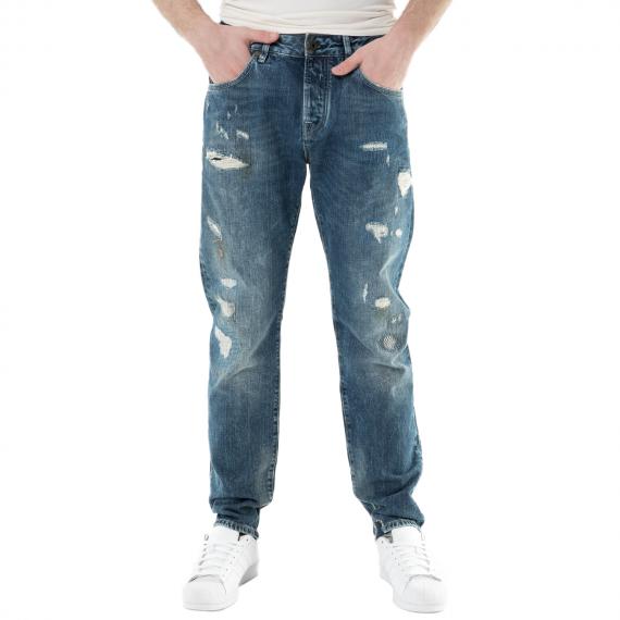SCOTCH & SODA - Ανδρικό τζιν παντελόνι SCOTCH & SODA