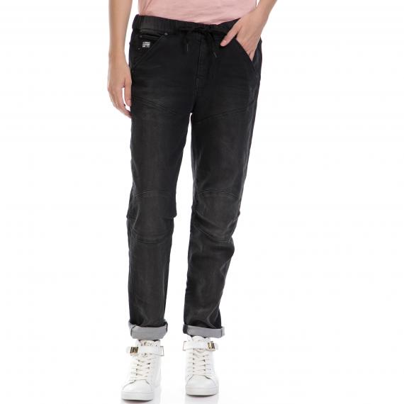 G-STAR - Γυναικείο παντελόνι G-STAR RAW μαύρο