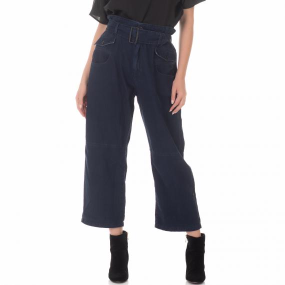 G-STAR RAW - Γυναικείο ψηλόμεσο τζιν παντελόνι Army Radar XL Mid Paperba G-STAR RAW μπλε