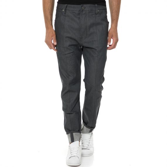 G-STAR RAW - Ανδρικό τζιν παντελόνι Lanc 3D Tapered γκρι