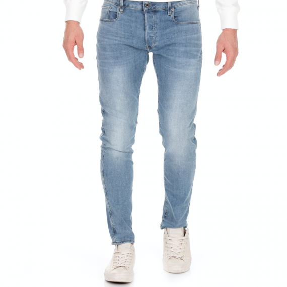 G-STAR RAW - Ανδρικό jean παντελόνι G-STAR RAW SLIM μπλε