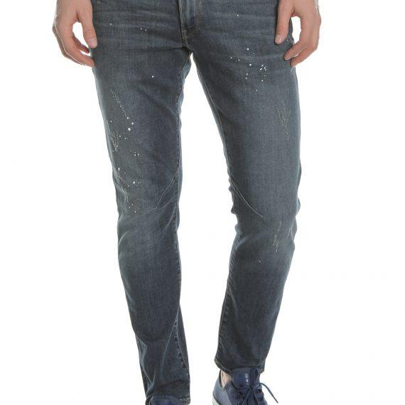 G-STAR - Ανδρικό τζιν παντελόνι G-STAR D-STAQ 3D SKINNY μπλε