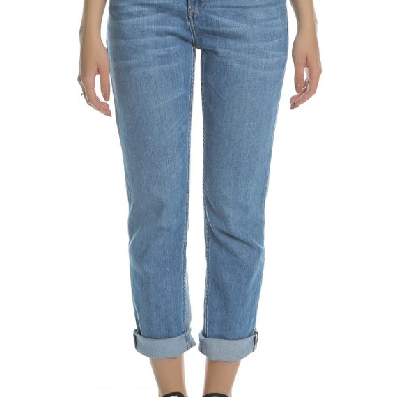 GARCIA JEANS - Γυναικείο τζιν παντελόνι Garcia Jeans δίχρωμο