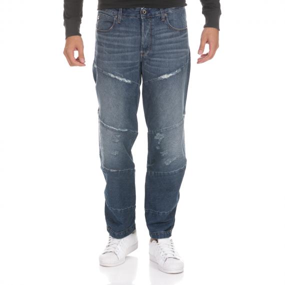 G-STAR RAW - Ανδρικό τζιν παντελόνι SPIRAQ 3D RELAXED G-STAR RAW μπλε