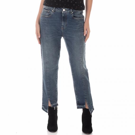 GAS - Γυναικείο jean παντελόνι GAS TASCHE NEW JUICE μπλε