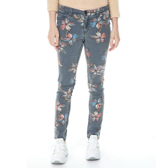 GARCIA JEANS - Γυναικείο jean παντελόνι GARCIA JEANS γκρι