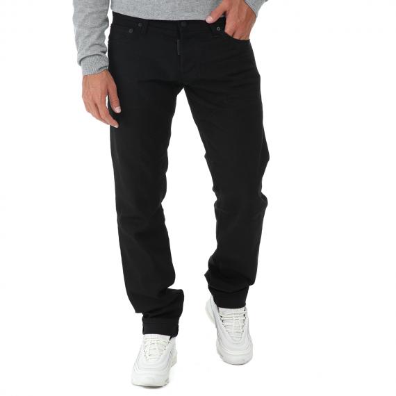 Dsquared2 - Ανδρικό jean παντελόνι Dsquared2 SLIM μαύρο