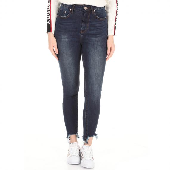 ONE TEASPOON - Γυναικείο jean παντελόνι ONE TEASPOON μπλε