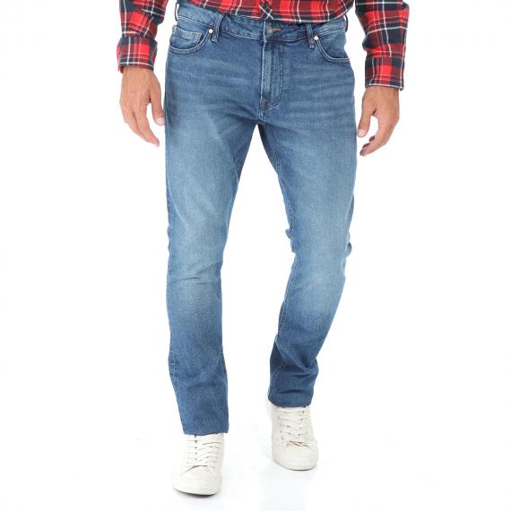 GUESS - Ανδρικό jean παντελόνι GUESS MIAMI - KADET μπλε