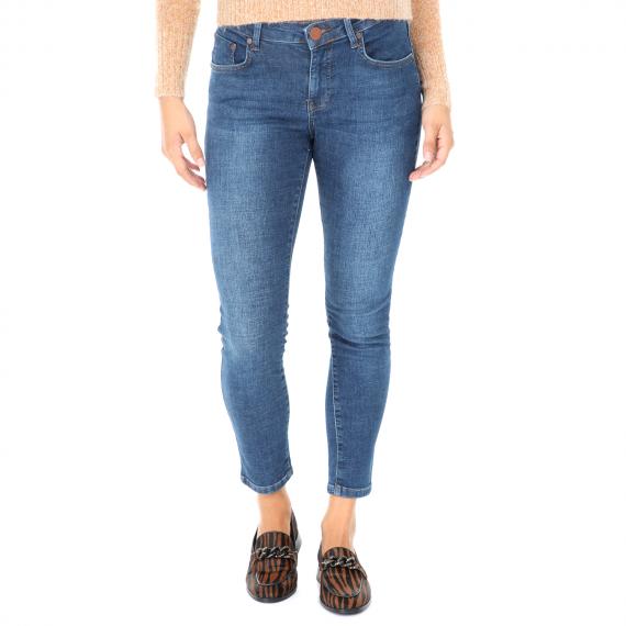 ONE TEASPOON - Γυναικείο jean παντελόνι ONE TEASPOON JUNE μπλε
