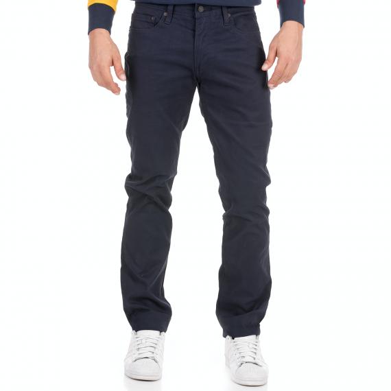 LEVI'S - Ανδρικό jean παντελόνι LEVI'S 511 SLIM NAVY BLAZER BEDFORD μπλε