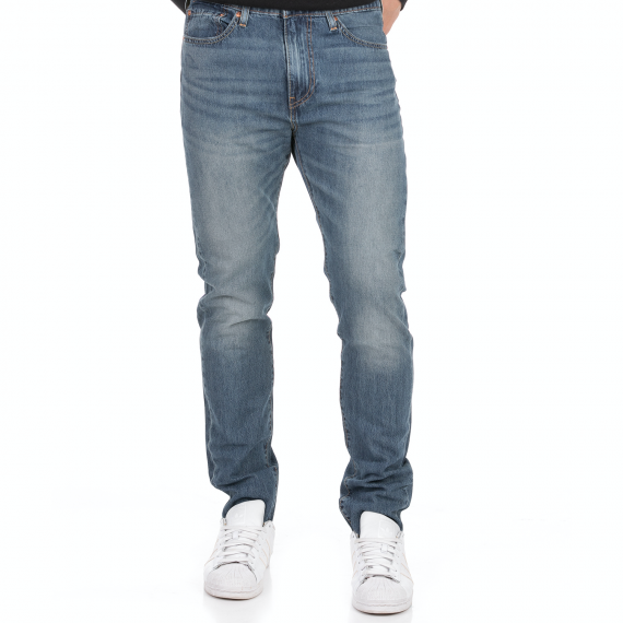 LEVI'S - Ανδρικό jean παντελόνι LEVI'S 510 SKINNY THRESHER WARP COOL μπλε
