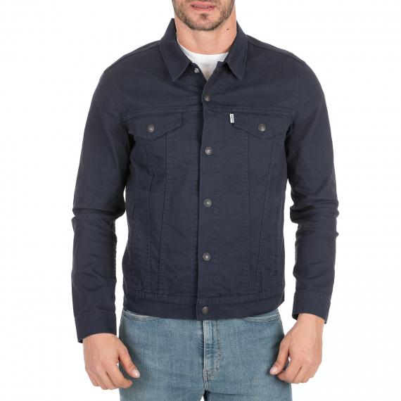 LEVI'S - Ανδρικό jean jacket LEVI'S THE TRUCKER μπλε