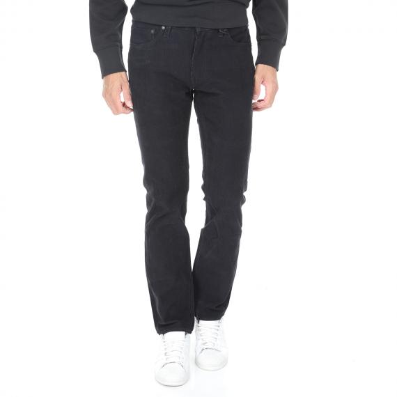 LEVI'S - Ανδρικό παντελόνι LEVI'S 511 SLIM CAVIAR WARP μαύρο
