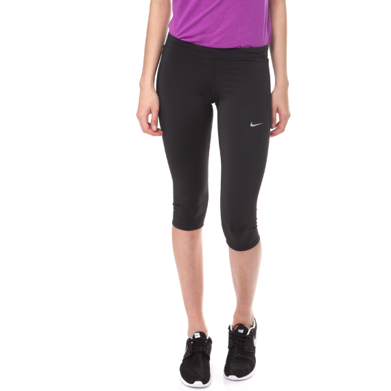 NIKE - Γυναικείο κολάν Nike Tech Capri μαύρο