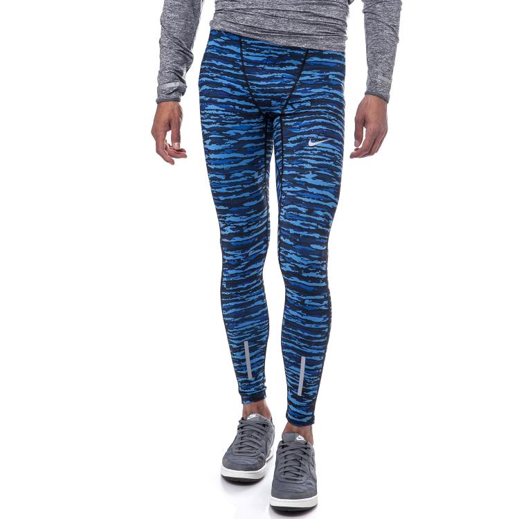 NIKE - Ανδρικό κολάν Nike μπλε