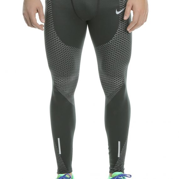 NIKE - Ανδρικό μακρύ κολάν Nike γκρι