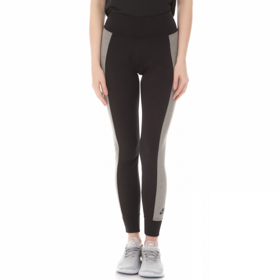 NIKE - Γυναικείο κολάν Nike Sportswear Essential μαύρο