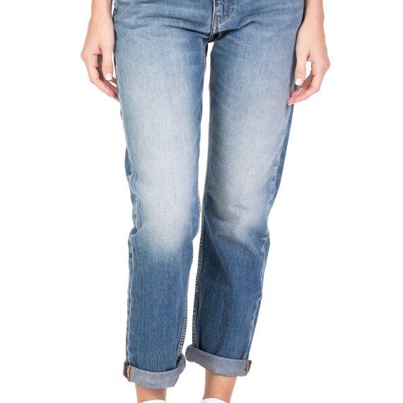 CALVIN KLEIN JEANS - Γυναικείο τζιν παντελόνι CKJ 061 μπλε