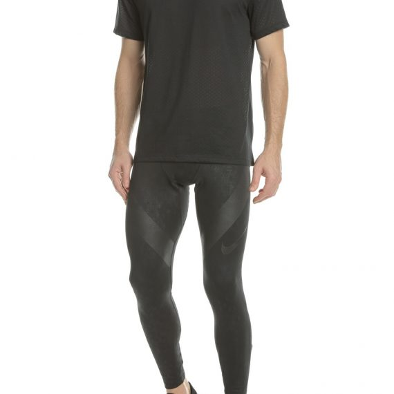 NIKE - Aνδρικό κολάν για τρέξιμο Nike Tech Power μαύρο