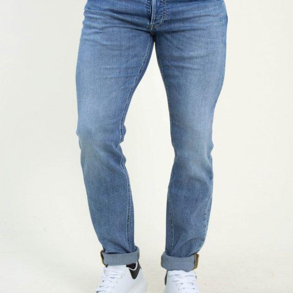 Ανδρικό ανοιχτό μπλε τζιν παντελόνι Lee L706IQCH
