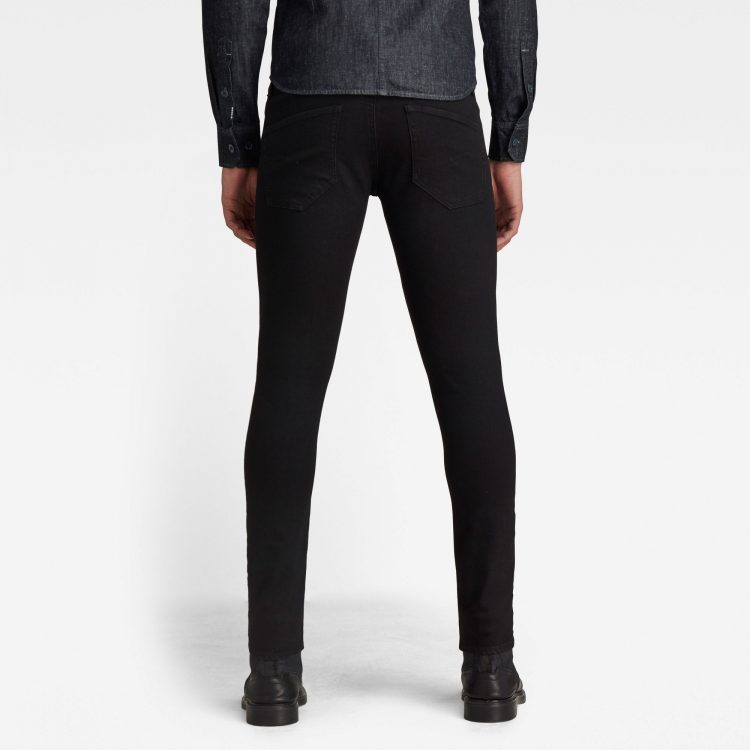 Ανδρικό παντελόνι G-Star 3301 Deconstructed Skinny Jeans | Αυθεντικό 1