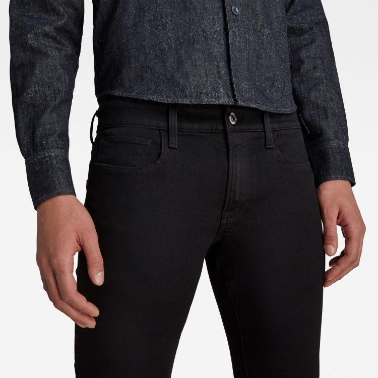 Ανδρικό παντελόνι G-Star 3301 Deconstructed Skinny Jeans | Αυθεντικό 4