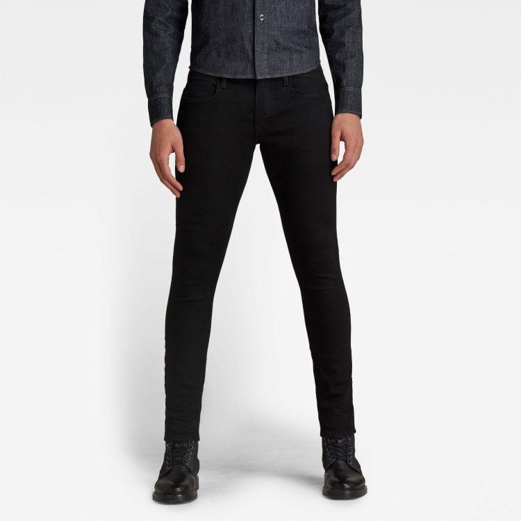 Ανδρικό παντελόνι G-Star 3301 Deconstructed Skinny Jeans Αυθεντικό