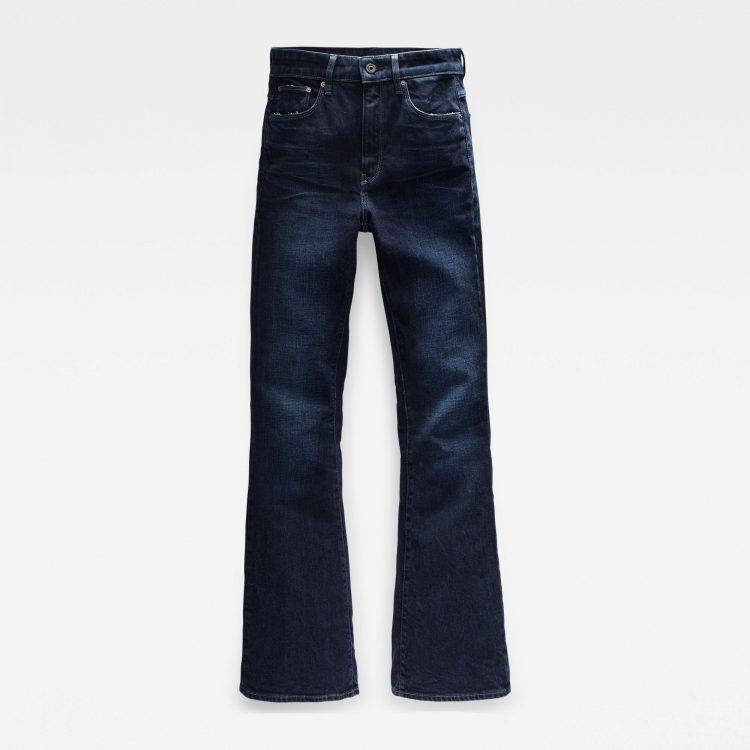 Γυναικείο παντελόνι G-Star 3301 Flare Jeans | Αυθεντικό 3