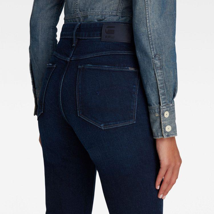 Γυναικείο παντελόνι G-Star 3301 Flare Jeans | Αυθεντικό 2