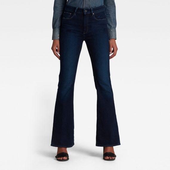 Ανδρικό παντελόνι G-Star 3301 Flare Jeans Αυθεντικό