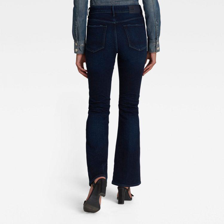 Γυναικείο παντελόνι G-Star 3301 Flare Jeans | Αυθεντικό 1