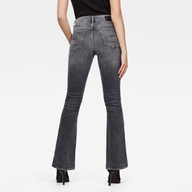 Γυναικείο παντελόνι G-Star 3301 High Flare Jeans | Αυθεντικό 1