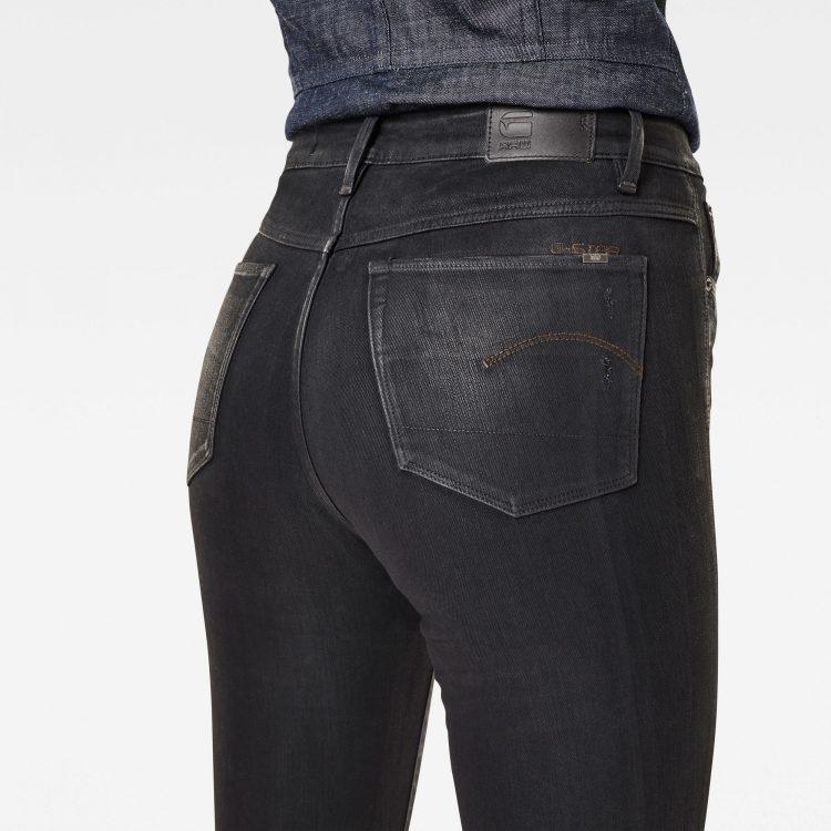 Γυναικείο παντελόνι G-Star 3301 High Flare Jeans   Αυθεντικό 2