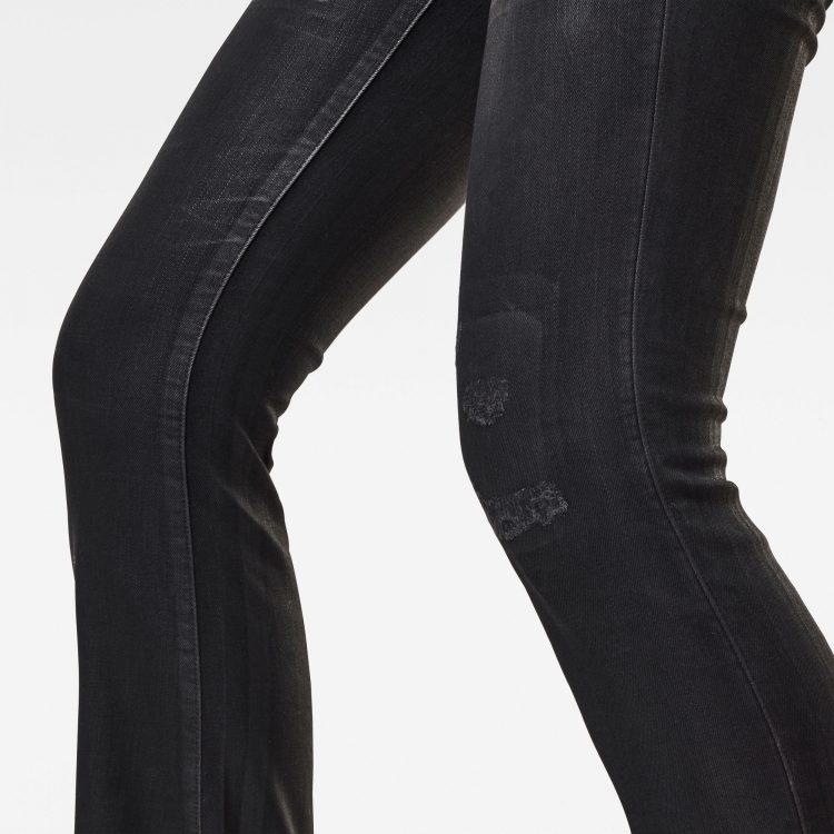 Γυναικείο παντελόνι G-Star 3301 High Flare Jeans   Αυθεντικό 3