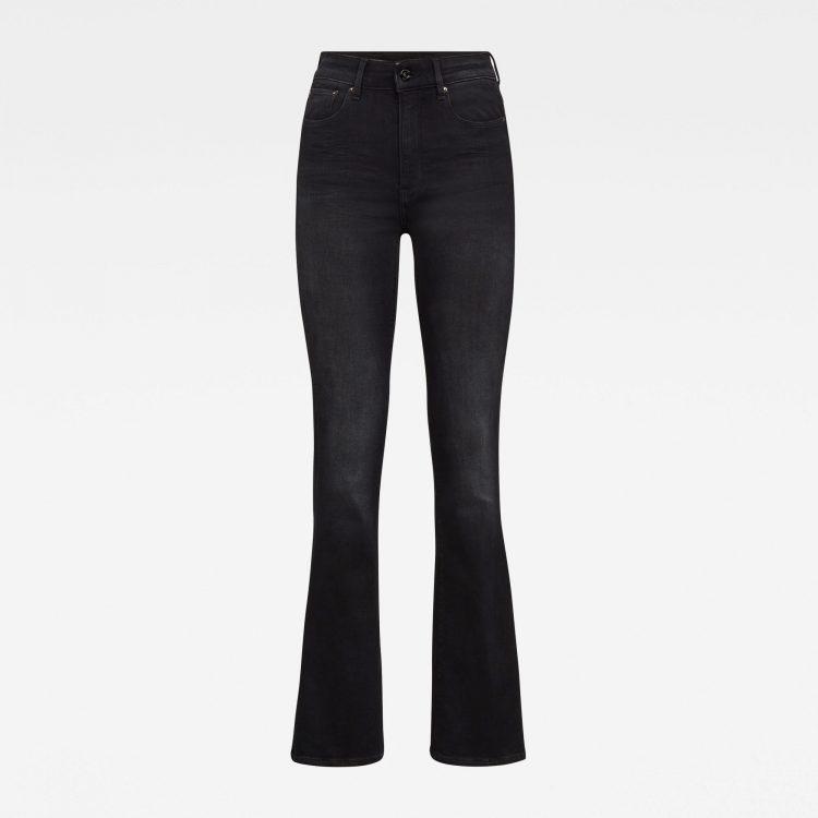 Γυναικείο παντελόνι G-Star 3301 High Flare Jeans | Αυθεντικό 3