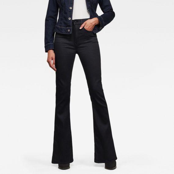 Ανδρικό παντελόνι G-Star 3301 High Flare Jeans Αυθεντικό